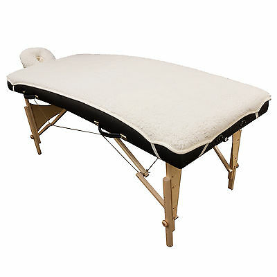 Massage Table Fleece Pad Set