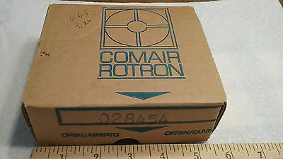 Biscuit fan-Rotron Incorporated Comair BT2B1 Biscuit Fan Blower-NIB