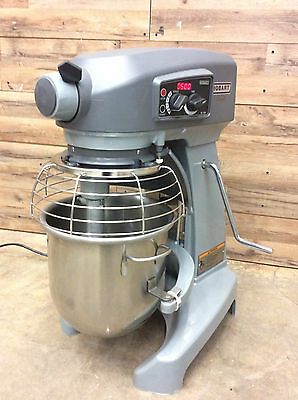 2006 Hobart Legacy HL120 12 Qt. Commercial Planetary Stand Mixer- 120V, 1/2 hp