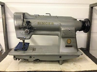Singer 211G155  Walking Foot  Leather /upholstery   Industrial Sewing Machine