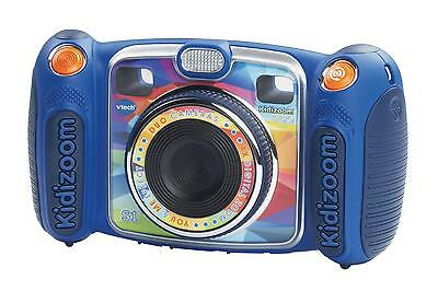 VTec KidiZoom DUO Kids Childrens Selfie Front Back Digital Camera Blue or Pink