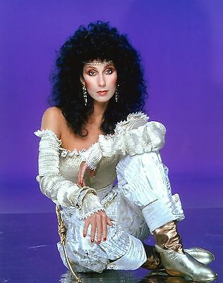 CHER POSTER 5 - VARIOUS SIZES - PRICE INCLUDES UK POSTAGE - 70's 80's 90's