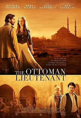 The Ottoman Lieutenant MOVIE POSTER 1 - VARIOUS SIZES - PRICE INCLUDES UK POST
