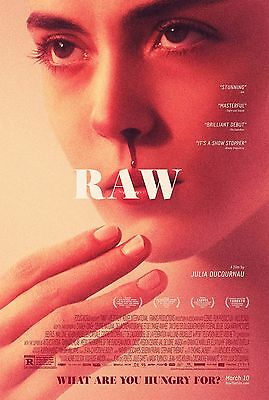 Raw Movie Poster 1 - Various Sizes - Price Includes Uk Post