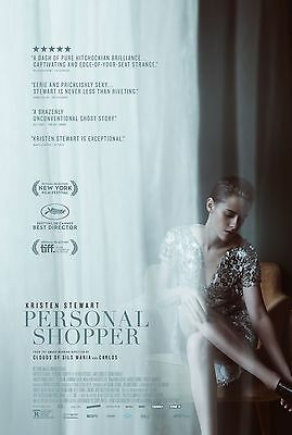 Personal Shopper Movie Poster 1 - Various Sizes - Price Includes Uk Post