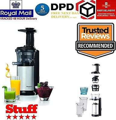 Panasonic Slow Juicer Spare Parts : Small Kitchen Appliances, Appliances, Home, Furniture & DIY 262,974 Items - PicClick UK