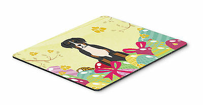Easter Eggs Greater Swiss Mountain Dog Mouse Pad, Hot Pad or Trivet