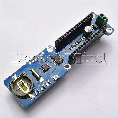 Data Logger Shield Data Logging Recorder Module For Arduino NANO 3.0 TF Card