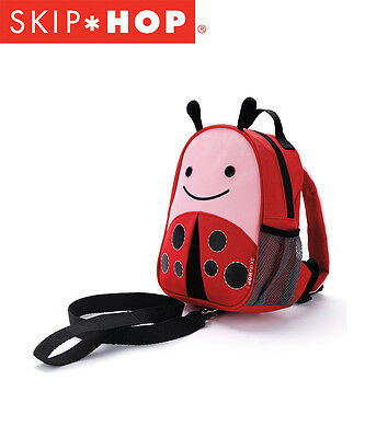NEW Skip Hop Zoo Mini Back Pack With Harness - Various Designs