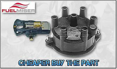 Nissan Patrol TB42 Carb Distributor Cap and Rotor Pack BD810 - JR249 Fuelmiser