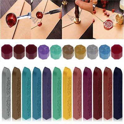 Classic Seal Sealing Wax Candle Stick Bar Stamp Sello Cera Lacre for Letter
