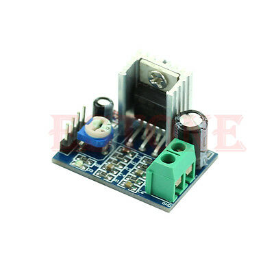 Power Supply Audio Amplifier Board Module TDA2030A 6-12V Single Wholesale New