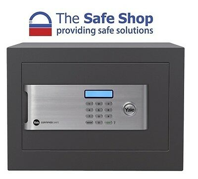 Yale Certified Digital Home Safe  - £2,000 Cash Rated