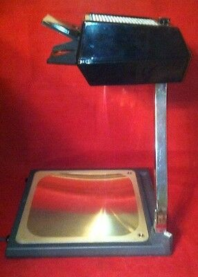 """3M Five """"0"""" Eighty-Eight Model Compact Portable Transparency Projector ~"""