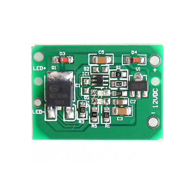 Capacitive Touch Switch Sensor Module Push Button Key Latch Relay 3A DC 6-20V