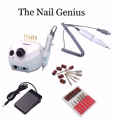 Professional Nail Genius Machine