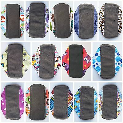 New Cloth Menstrual Pad Bamboo Mama Cloth Sanitary Liner- Light -Aussie Seller