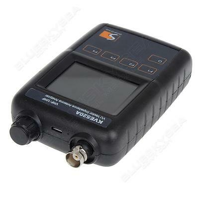 KVE520A Vector Color Graphic Impedance Antenna Analyzer Meter VHF/UHF Band H1S