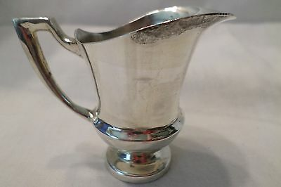 Vintage Stamped Sterling 925 Mexico Creamer Bb1956