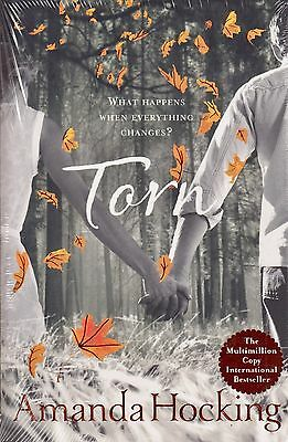Torn Book Two Trylle Trilogy BRAND NEW BOOK by Amanda Hocking (Paperback, 2012)