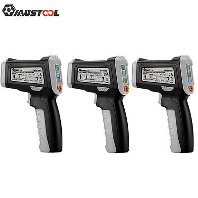 Thermometer Gun Digital Temperature Tester Ir Laser Body Temp Child Kids Infant