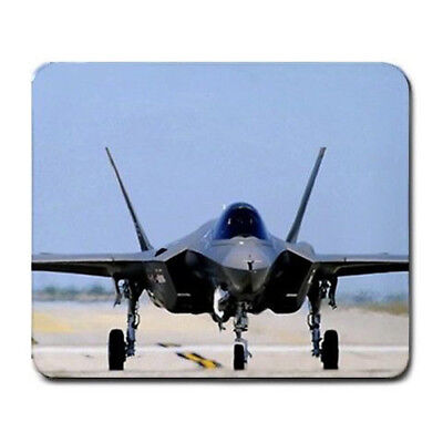 F35 Jet fighter plane Large Mousepad Mouse Pad Great Gift Idea