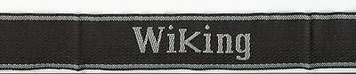 German 5th Div.  Wiking Cuff Title copy enlisted Bevo
