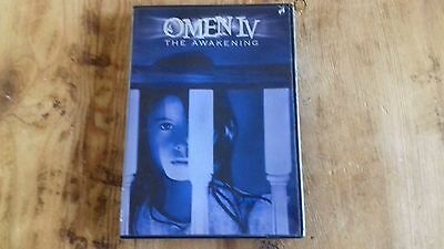 Used - DVD - OMEN IV - Language : English, French - Region : 1 / NTSC