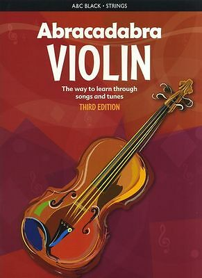 Abracadabra Violin 1 Pupils Book 3rd Edition Sheet Music. Learn How To Play Easy