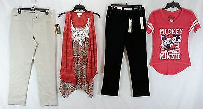 Wholesale Lot of 72 High End Womens Apparel Clothing Mix Brands Size Style New 3