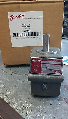 Browning Bevel Gear Box 3Hsb1-Sf10
