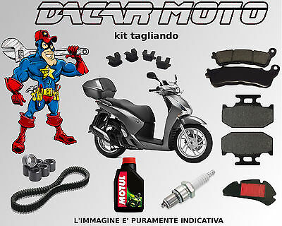 Cutting Kit Honda Dylan 125 2006 Belts-Roll-Candle Other