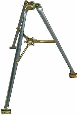 """Easy Up EZ 48-3A  Heavy Duty 3' Tripod for Masts up to 1-3/4"""" OD (USA Made)"""
