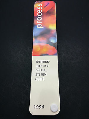 Pantone process Color system Guide Coated