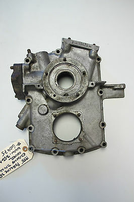 1955 Porsche 356 OEM Engine Timing Cover Motor Case Cover Third Piece #60475