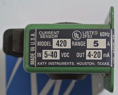 Katy Instruments Model 420 5 amp  - USED