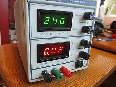 BK Precision 1735 4 Digit Display DC Power Supply