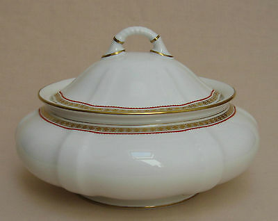 "Royal Crown Derby ""Carlton"" (Rot: A1301) TERRINE"