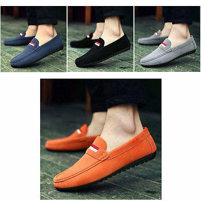 Men's sneakers Casual Breathable Flat England Fashion Shoes