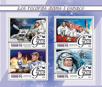 Z08 Imperforated GU16211a GUINEA 2016 Space MNH