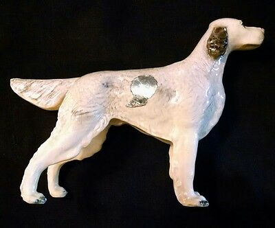Mortens Studio 1947 Royal Designs Lg.  Anatomically Correct Pointer Hunting  Dog