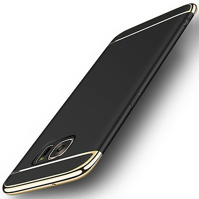 Luxury Shockproof Ultra-thin Case For Samsung Armor Hard Back Cover Electroplate