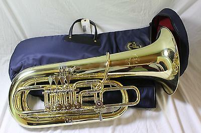 B&S Model 5099 (PT-15) 5 Valve Tuba in F BRAND NEW QuinnTheEskimo