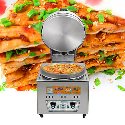 Electric 100 Type Gas Flapjack Machine Thousand Layer Cake Sauce Food Equipment