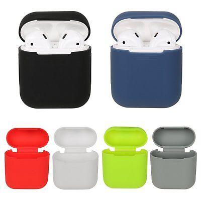 Silicone Gel AirPods Protective Case Caso Cover Custodia Per Apple AirPods Nuovo