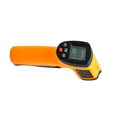 GM320 Non-Contact LCD IR Laser Infrared Digital Temperature Thermometer Gun L