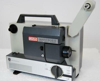 PROYECTOR FILM 8mm EUMING MARK-502 D  ( con garantia ) EN SU CAJA ORIGINAL