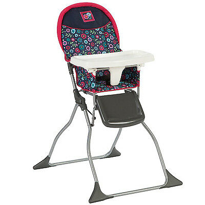Baby High Chair Infant Booster Toddler Feeding Portable Seat Folding Highchair