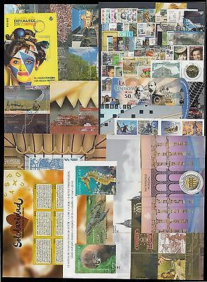 Spain Spain Year Complete Year Complete 2016 MNH