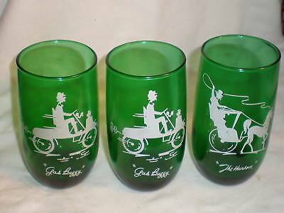 Hocking Forest Green Tumblers 2 Gas Buggy The Harsom 3